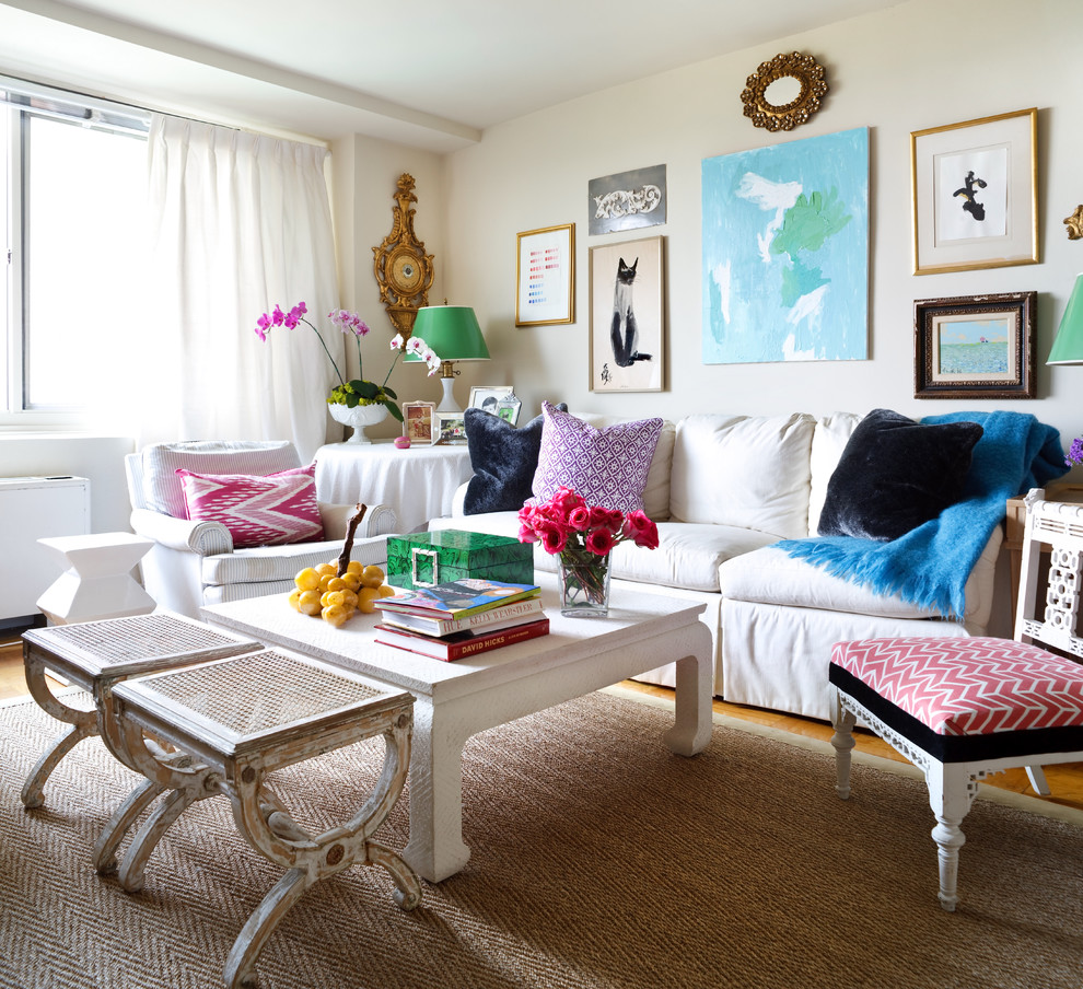 Eclectic Furnishings: How To: Glam Up Your Space With The Right Area Rug