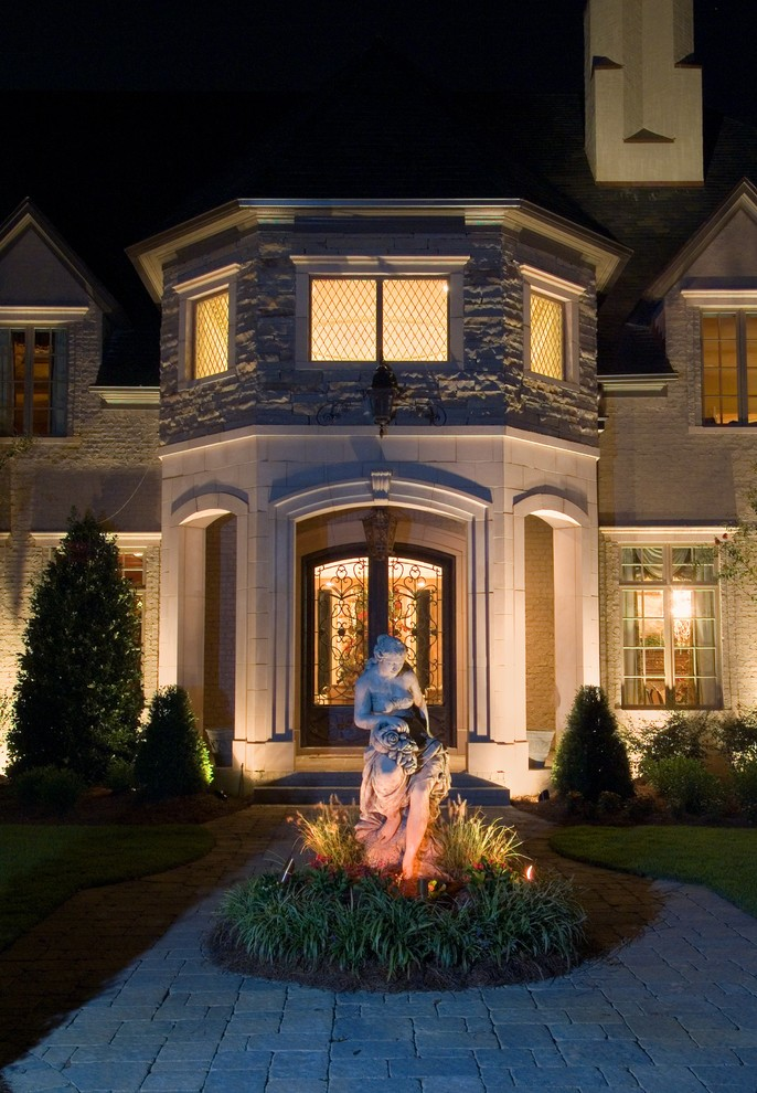 Mediterranean Outdoor Lighting Safety first turn your homes security up a notch with these mediterranean exterior birmingham outdoor lighting workwithnaturefo