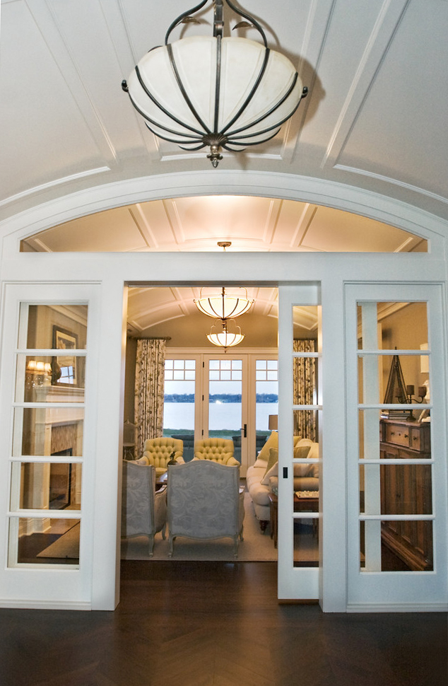 Home Office Layout Ideas French Doors