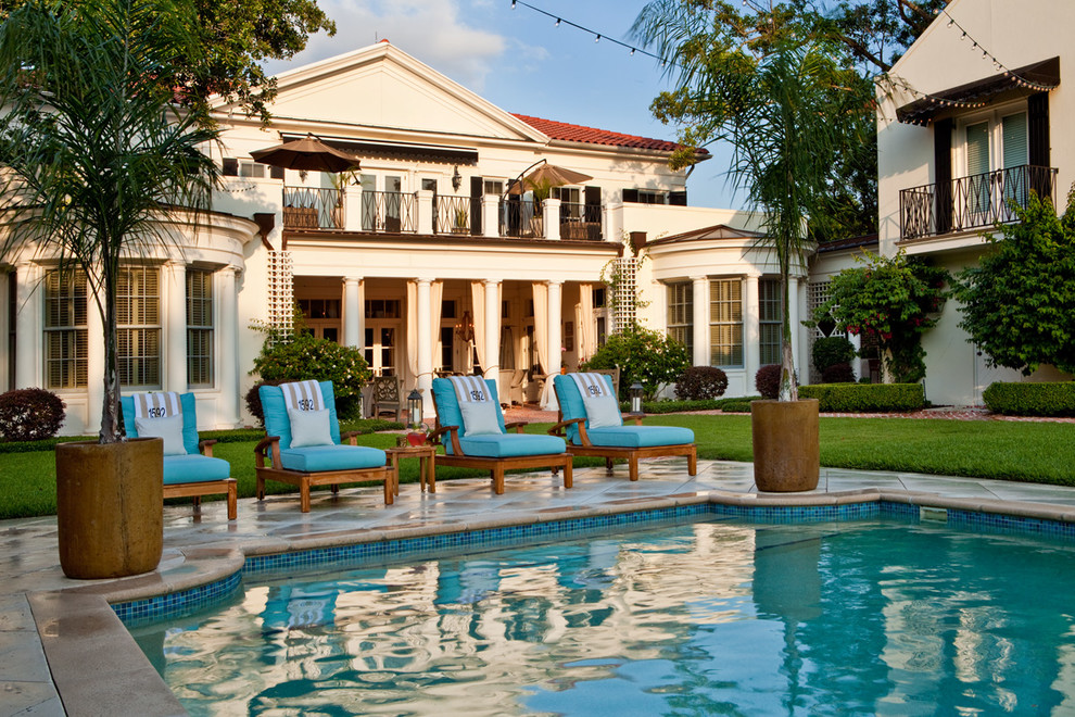 Dream Getaway - Tour this Stunning Florida Mansion ...