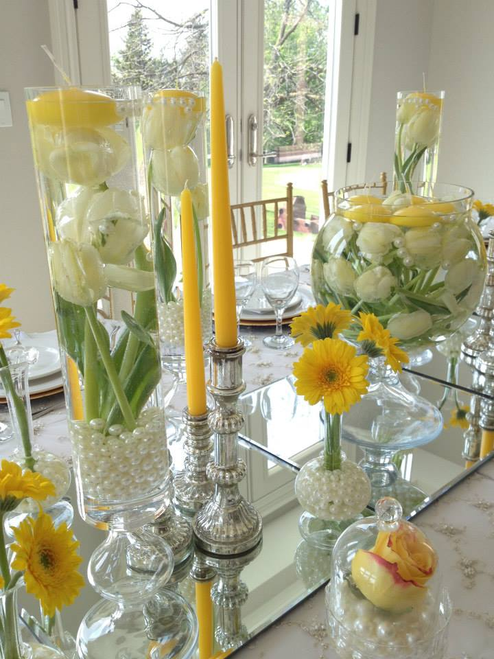 Decorative Centerpieces For Dining Table