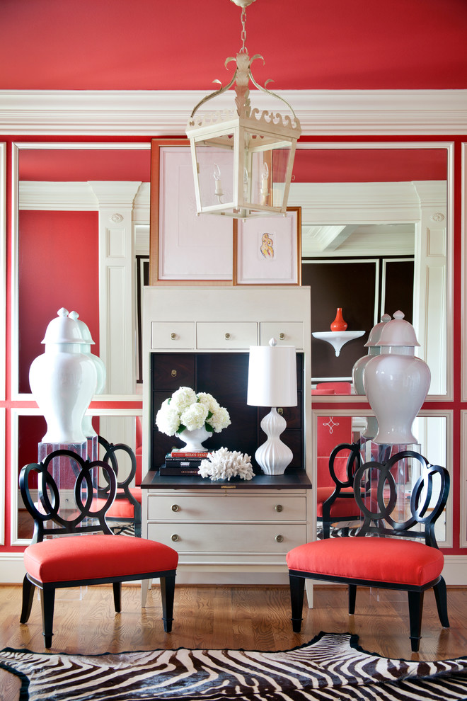 Betterdecoratingbiblebetterdecoratingbible: Heat Up Your Home With A Sexy, Fierce Red Color