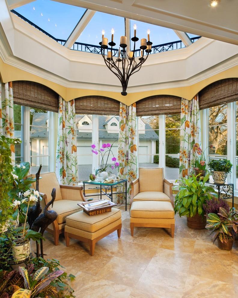 Garden Room Interiors Sunroom