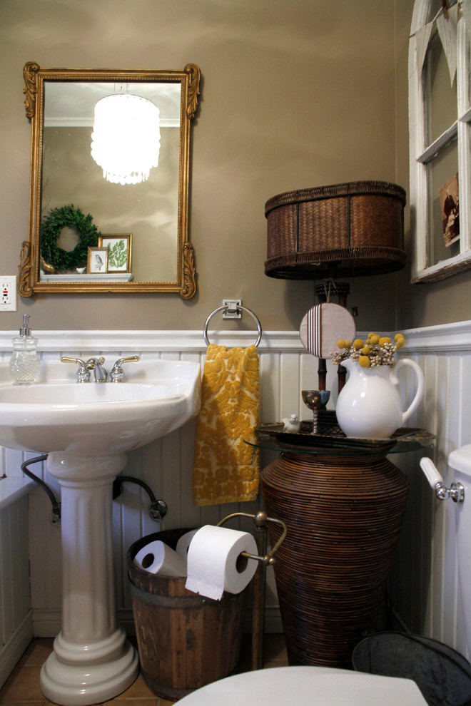 Give Your Bathroom A Makeover 10 Easy And Affordable