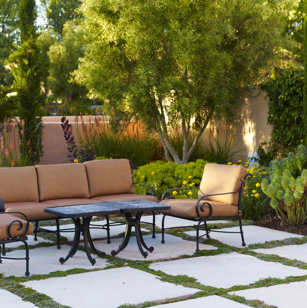 Mediterranean Style Patio: Patio Perfection: Get Your Patio Ready For Spring And