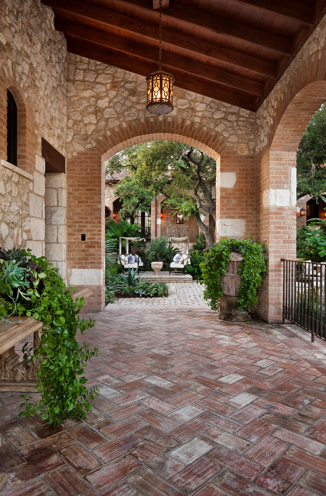 7 of the Best Flooring Trends to Try in 2014 ... on Houzz Backyard Patios id=27225