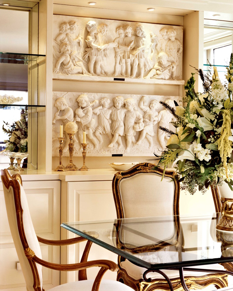Traditional Dining Room: Make Your Home Bloom With The Perfect Flower Arrangement