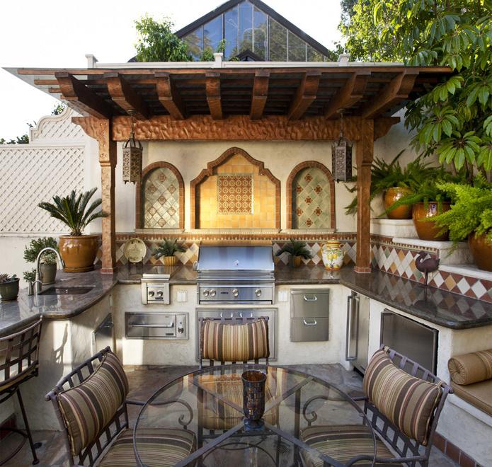 c&c contractors outdoor kitchen patio