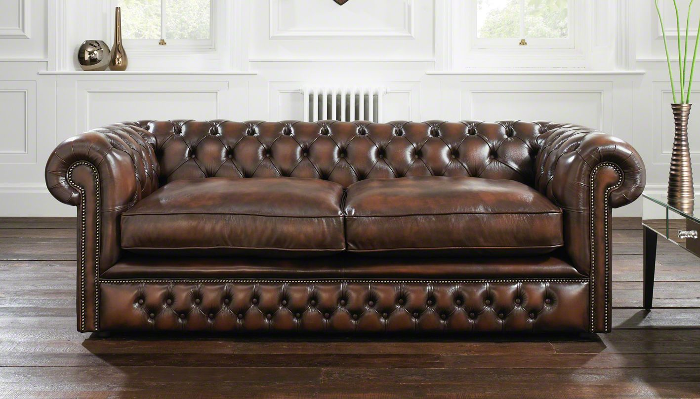 Style Spotlight Why Choose A Chesterfield Couch