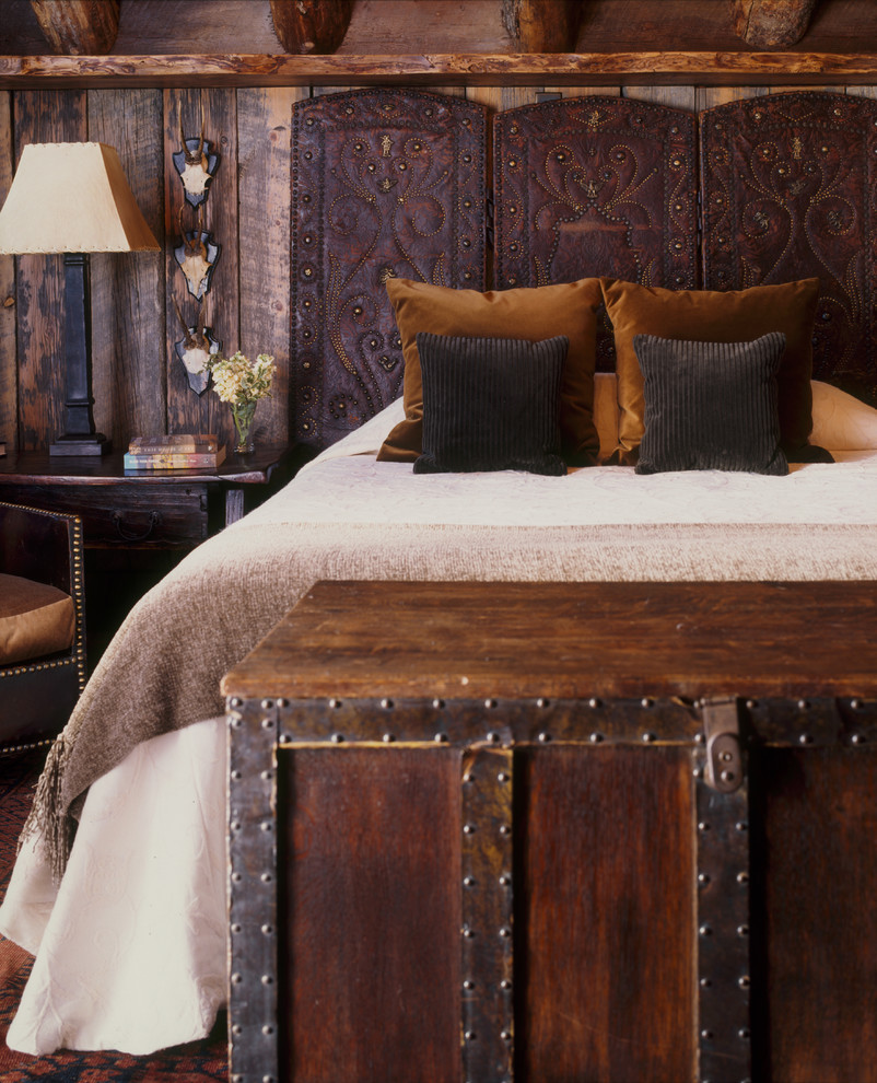 Inspiring Rustic Bedroom Ideas To Decorate With Style Style Spotlight Leather Beds And Headboards