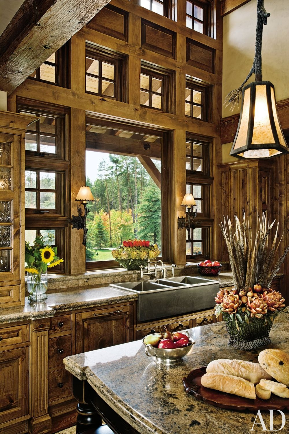 Interior Design For Kitchen: Bring In The Outdoors With These Simple