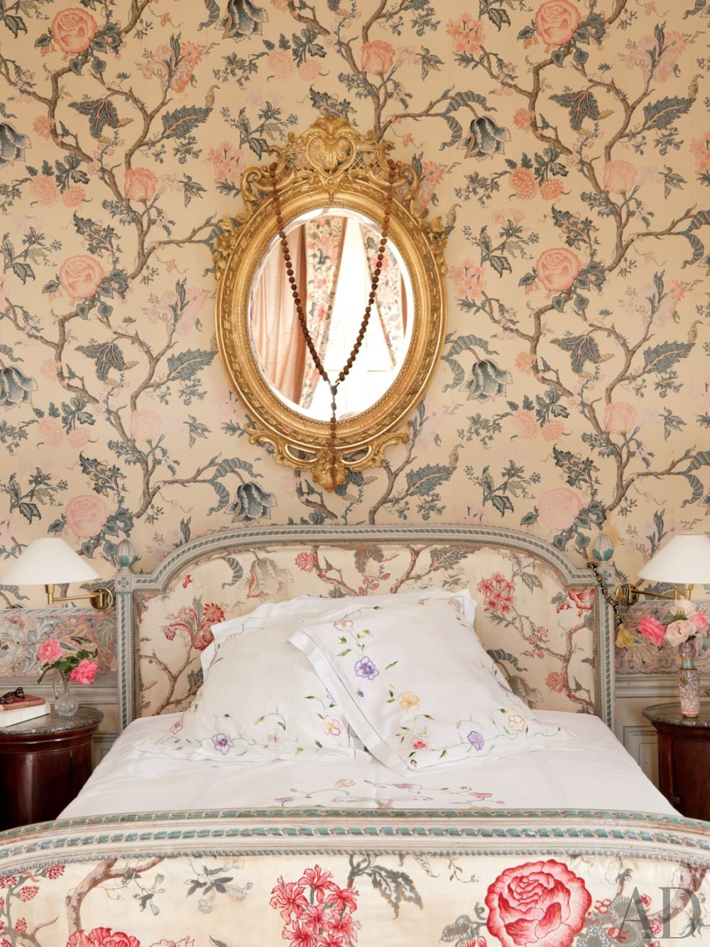 18th Century French Bedroom