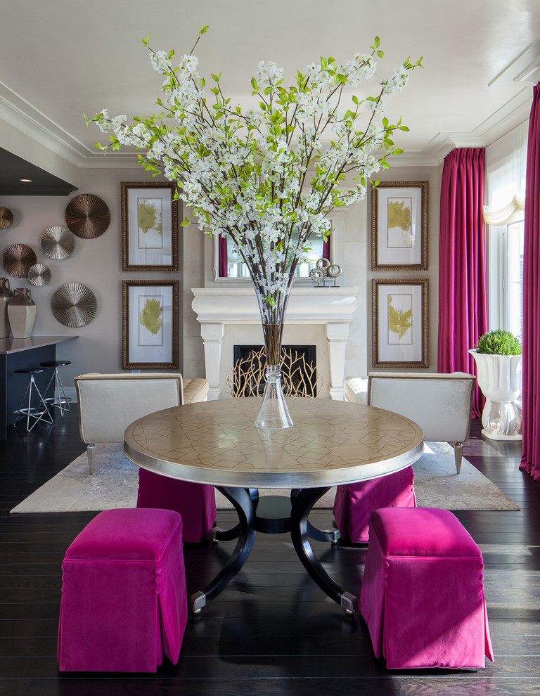 Decorating With Fuchsia How To Bring This Bold Shade Into Your Home