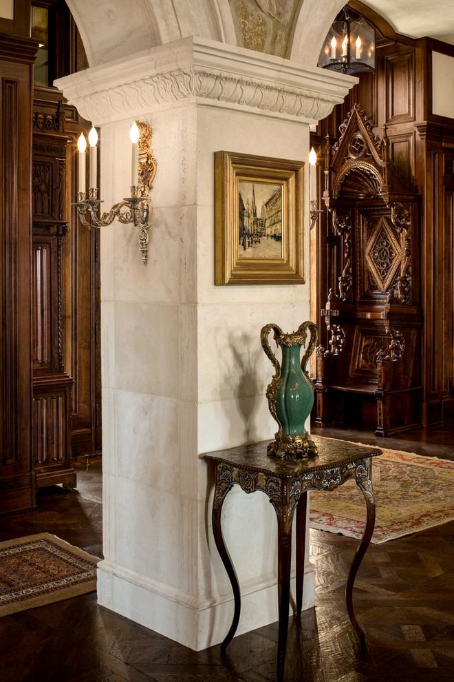 cravotta interiors medieval gold wall lighting stone walls decorating