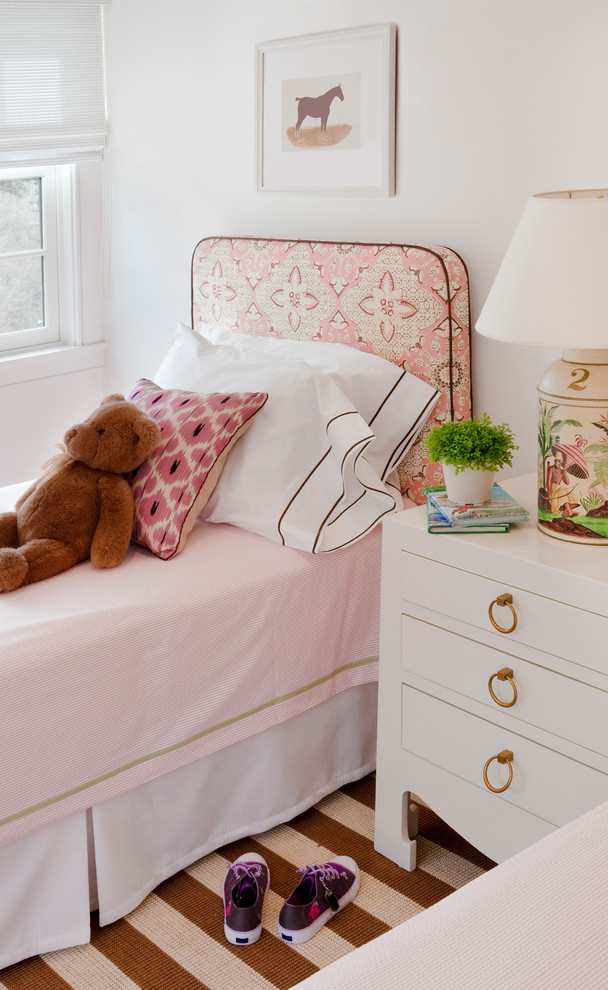 diy headboard make your own Traditional-Kids
