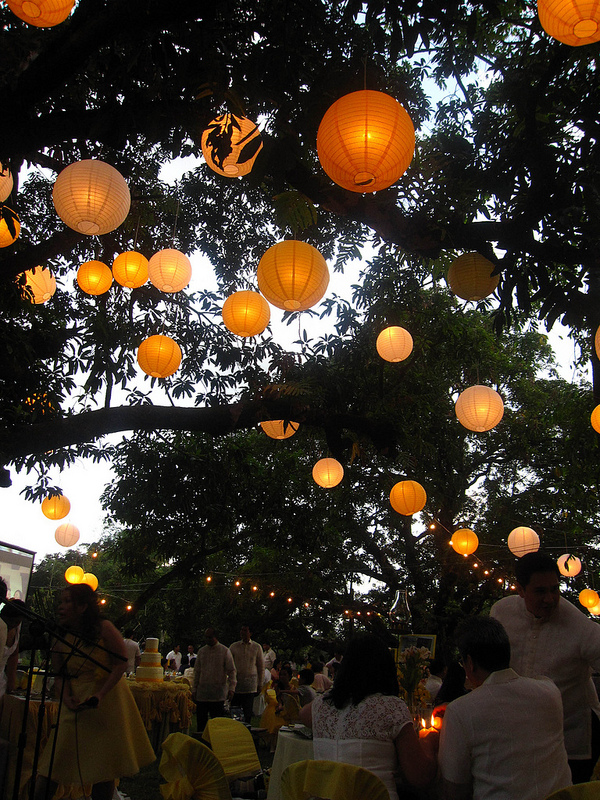 Summer Wedding Prep 4 Easy Lighting Ideas To Make Your