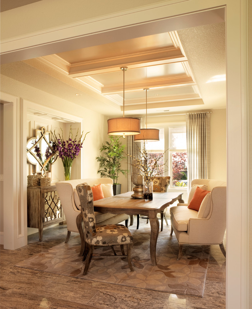 richard white home design Traditional-Dining-Room