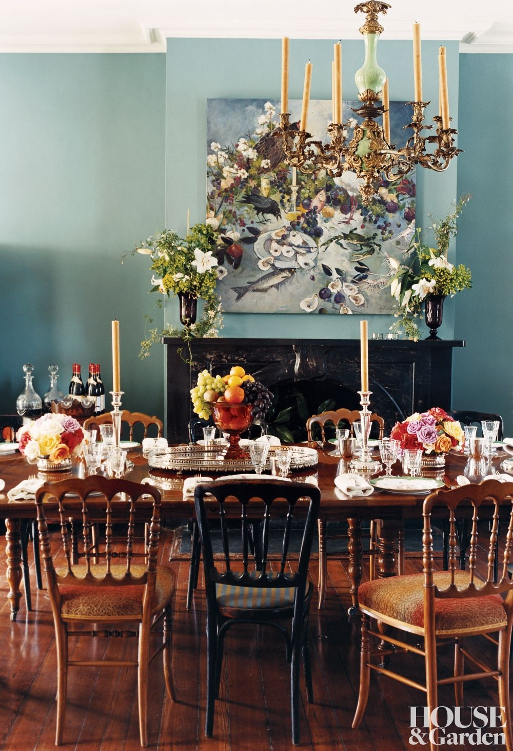 Traditional Dining Room New Orleans Louisiana 200607 2 1000