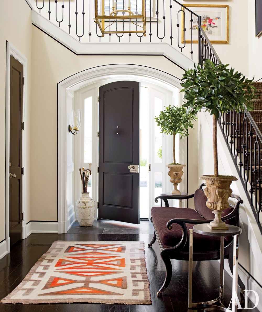 Beautiful Front Hall And Staircase: Floor Cleaning 101: How To Bring Back The Shine To Dull