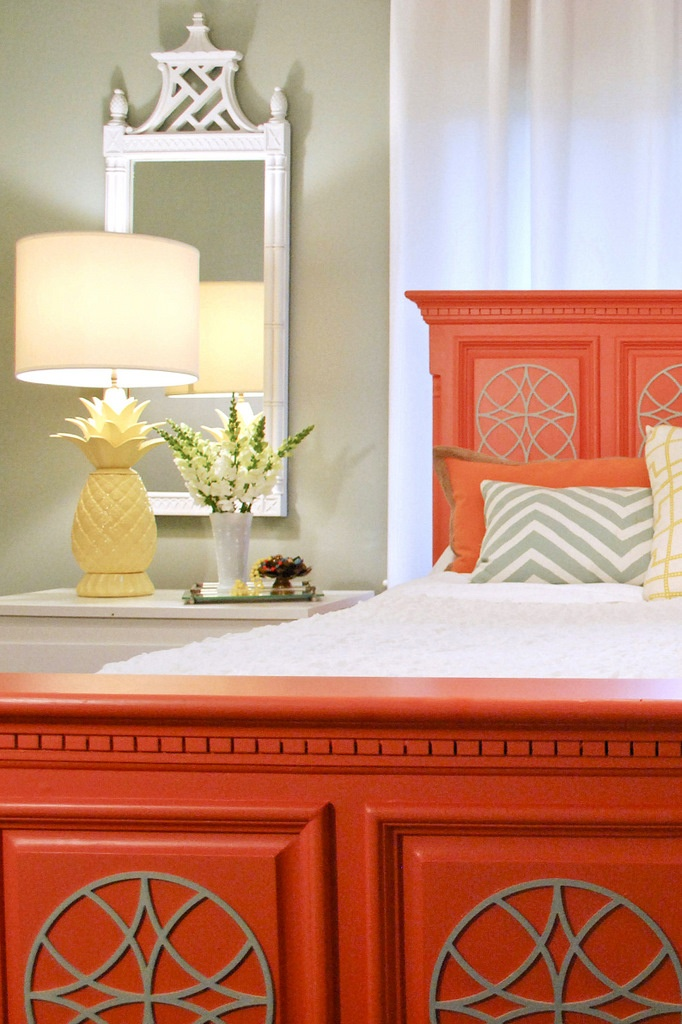 House Of Fifty Overlays Bed Headboard Diy How To