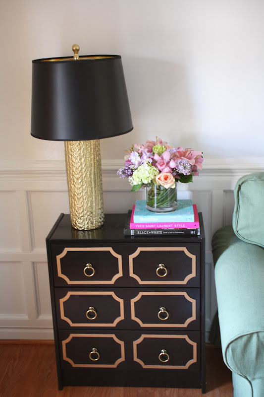 kikis-list dorothy draper side table easy overlays ikea hack rast decorating
