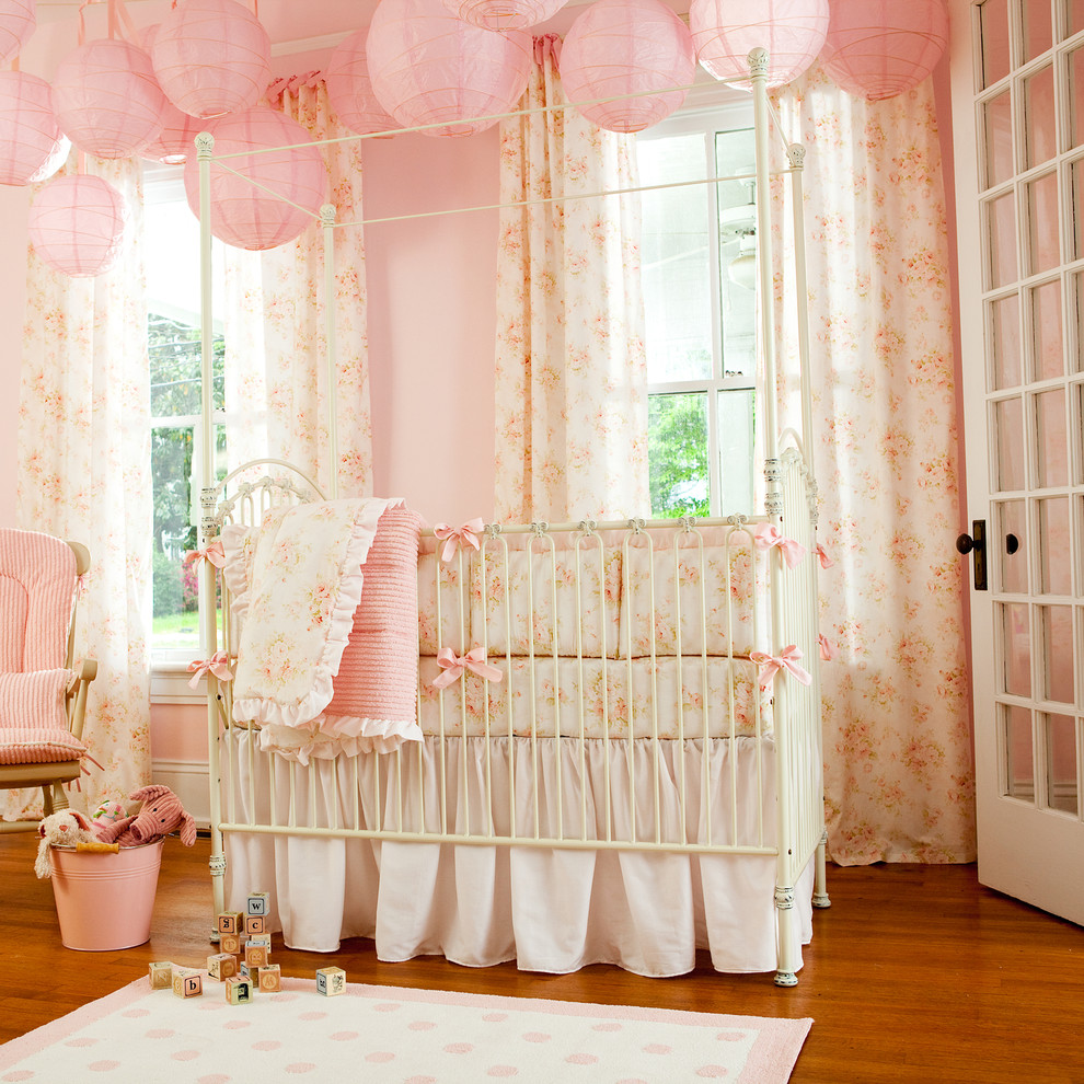 Parisian Baby Nursery Design Pictures Remodel Decor And: Baby Prep 101: Decorating A Fabulous Baby's Room