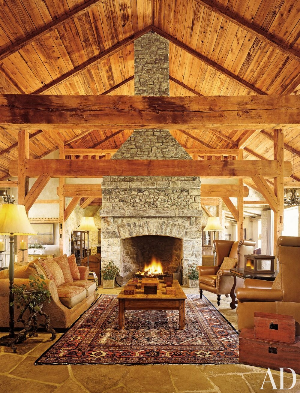 How to introduce rustic style to your home for Northwoods decor