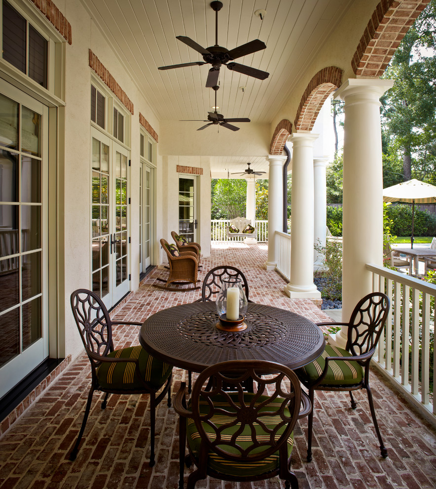 Pre made front porch joy studio design gallery best design for Traditional porch