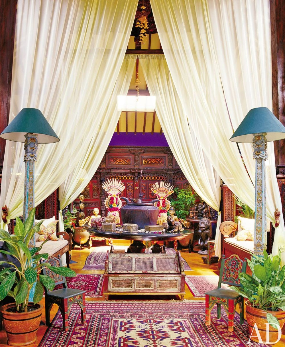 Exotic Living Room Moroccan Decor Better Decorating Bible