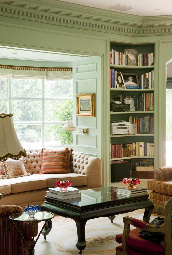 Living Room Library Design Ideas: Magically Transform A Small Space With These 5 Creative