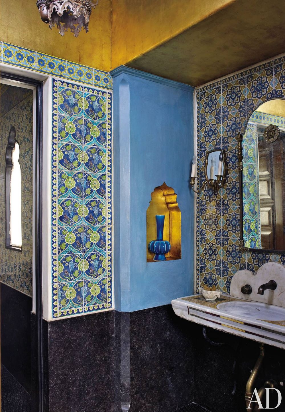 moroccan bathroom ideas take a trip to morocco 7 tips to nail this 14293