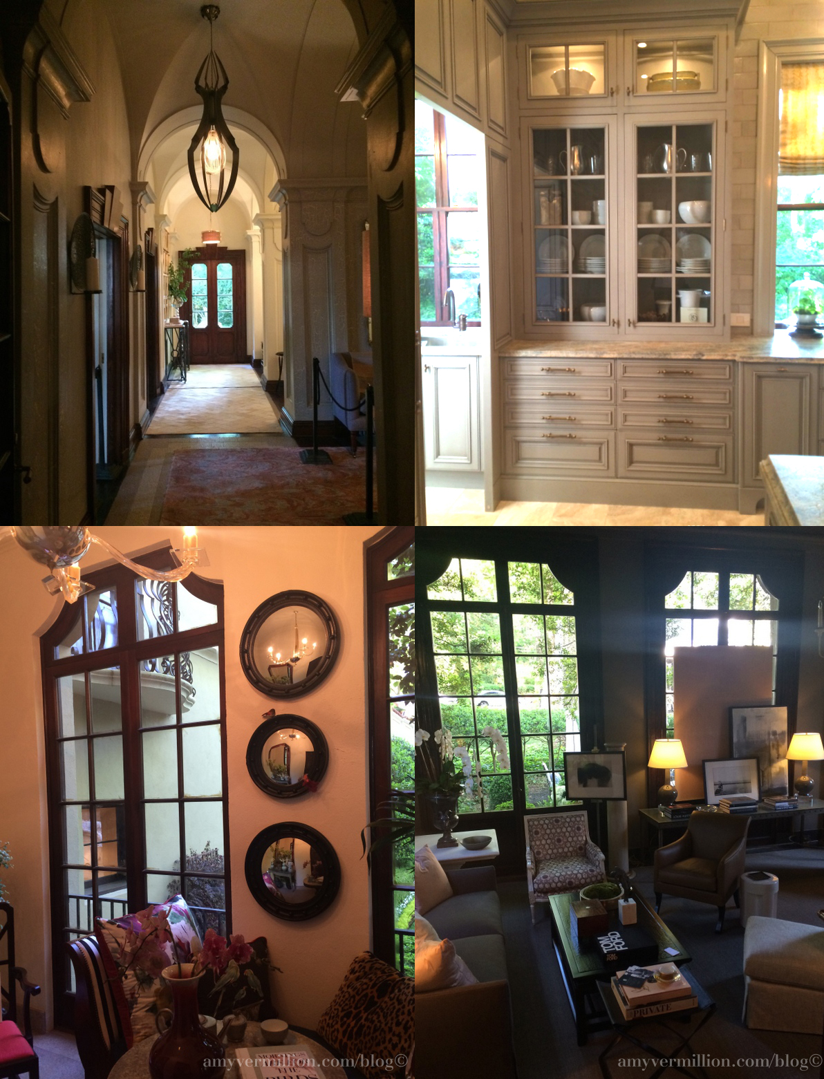 palazzo rosa atlanta decorators show house and gardens interiors better decorating bible southern mansion hallway arches meditteranean style kitchen rich