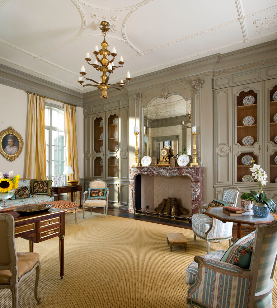 Monday Eye Candy! Stunning Classical French Home In Dallas