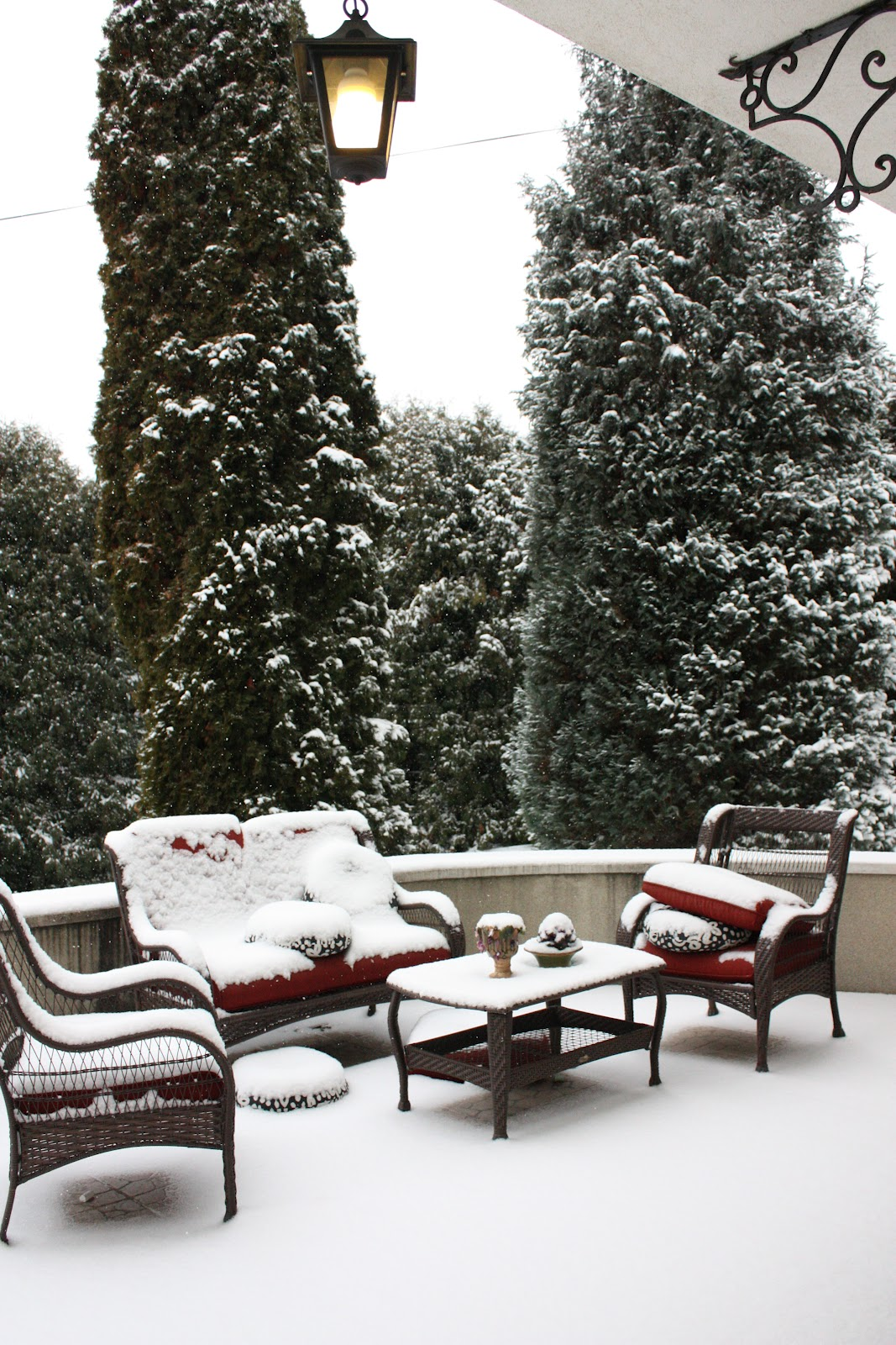 winter patio furniture how to protect