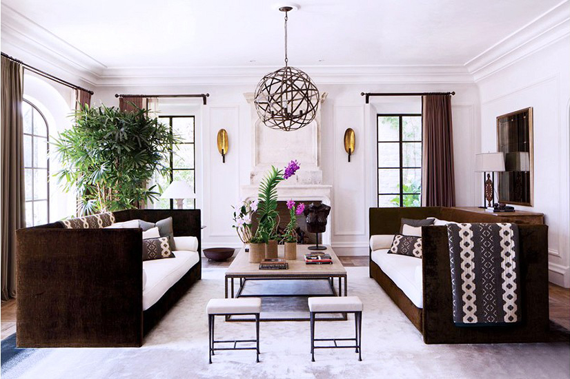 1 gisele bundchen tom brady home tour living room celeberity inside sneak peak better decorating bible blog