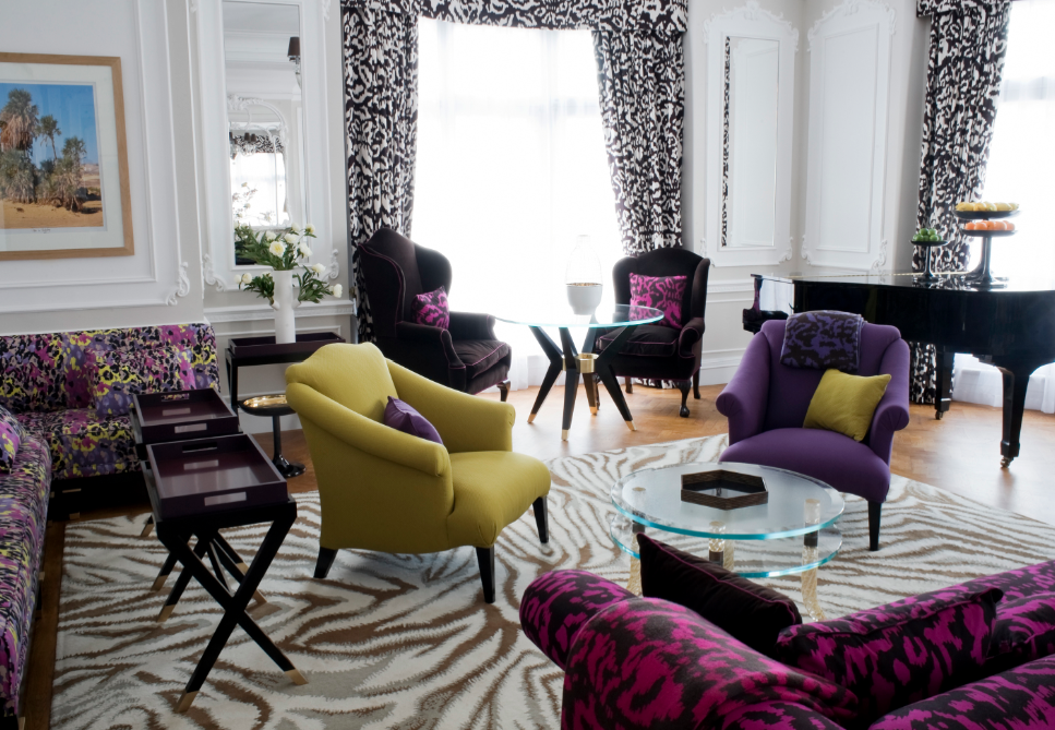 diane von furstenberg living room suite better decoratinting bible blog purple sofa lime green chair mouldings