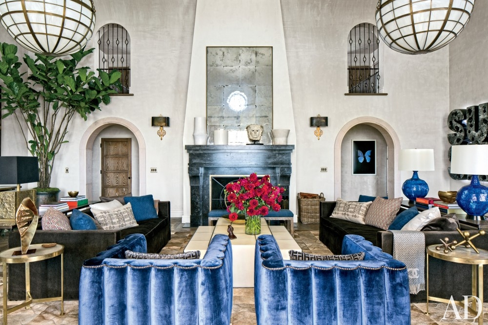 Home Tour Ellen Pompeo Snatched This Hollywood Home Right