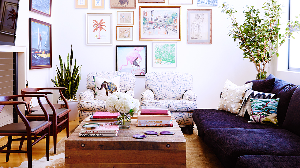 whitney port celebrity living room bohemian style better decorating bible blog