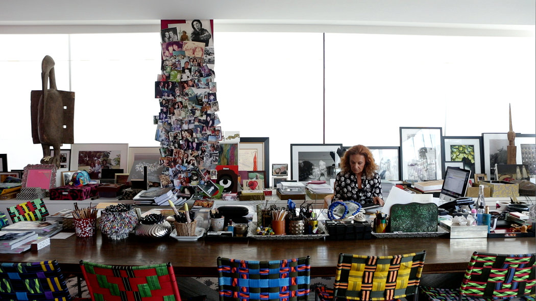11 house of dvf diane von furstenberg penhouse tour inside celebrity homes new york penthouse office sneak peak better decorating bible blog