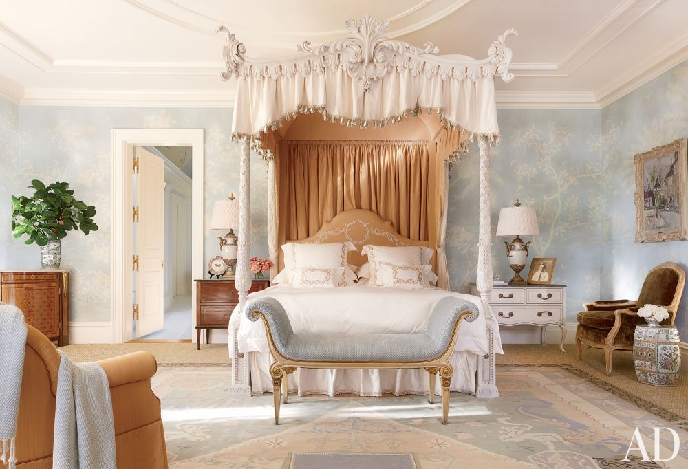 Four Post Canopy Bed trending: we've found it - the best four poster beds from turnpost