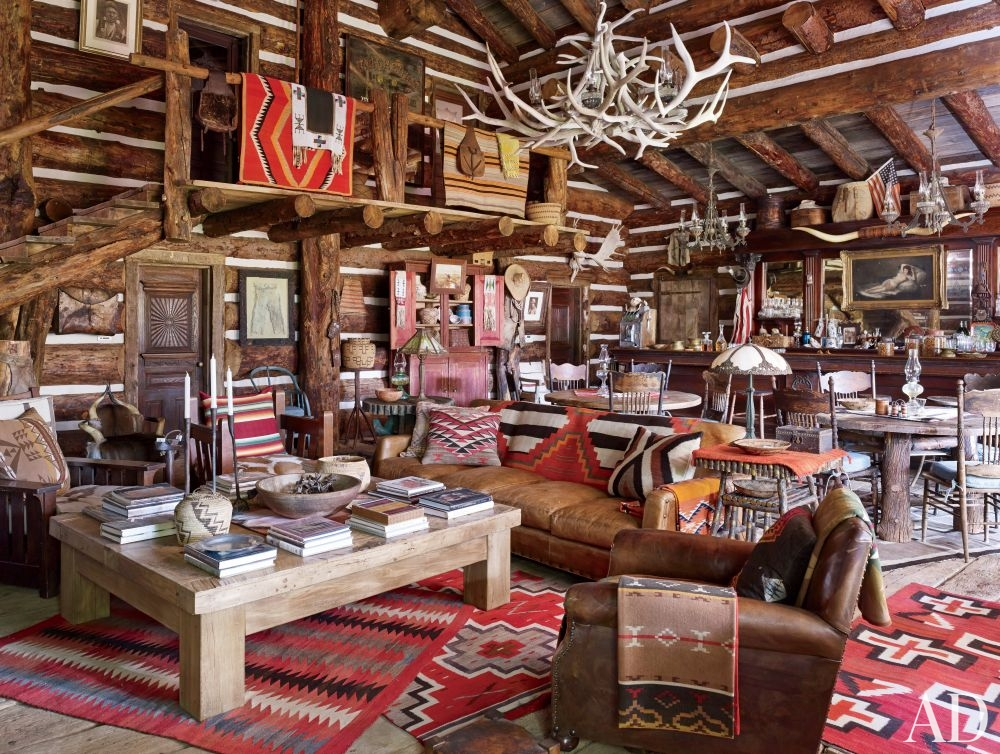 Rocky Mountain Cabin Decor