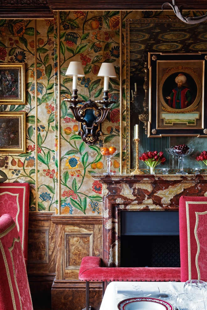 Turn Back The Clock In This Opulent Historical Mansion Fit