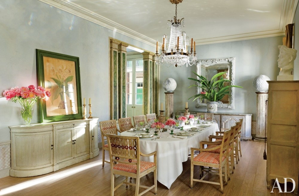 New Orleans Home Tour A 1840 S With Impeccable Style