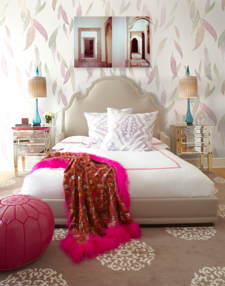grily bedroom moroccan style decorating