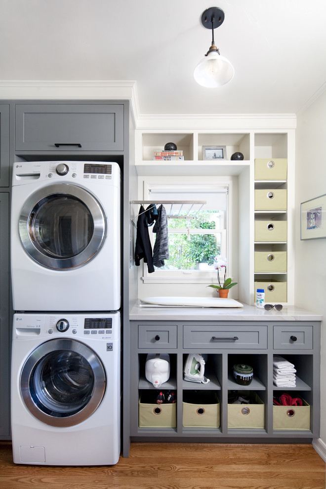 Laundry Room Control Center Decor Ideas How To