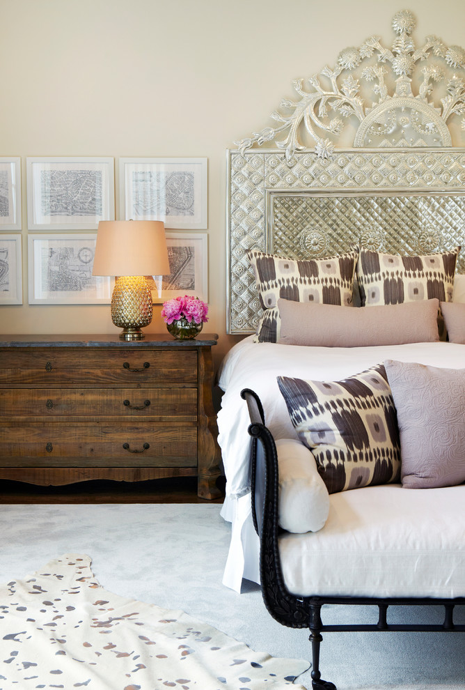 how to decorate a girly and grownup bedroom