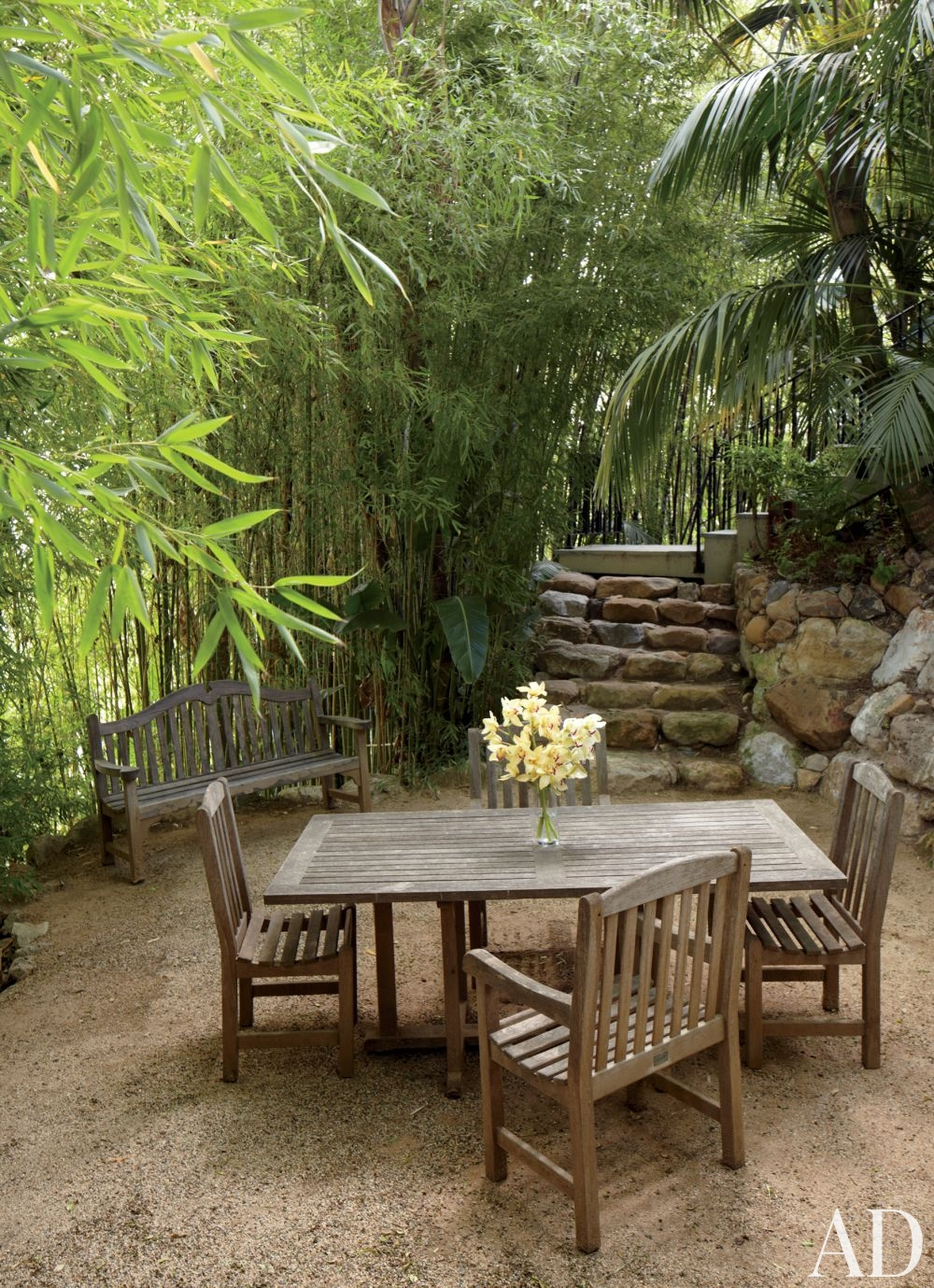 outdoor rustic garden sanctuary secret better decorating bible blog ideas