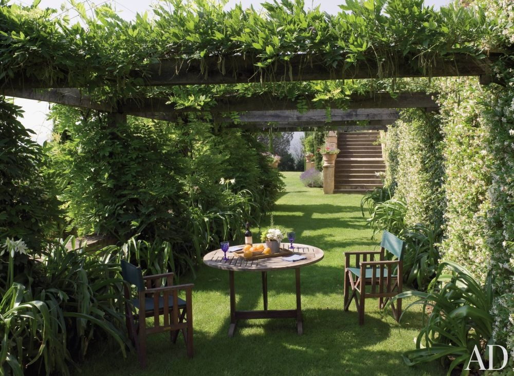 outside garden terrace under vines better decorating bible blog ideas garden