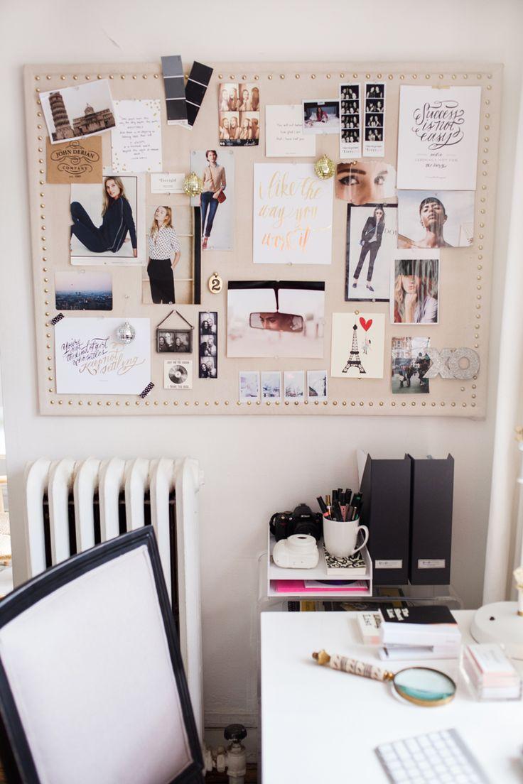 diy mood inspiration board fashion ideas decorating