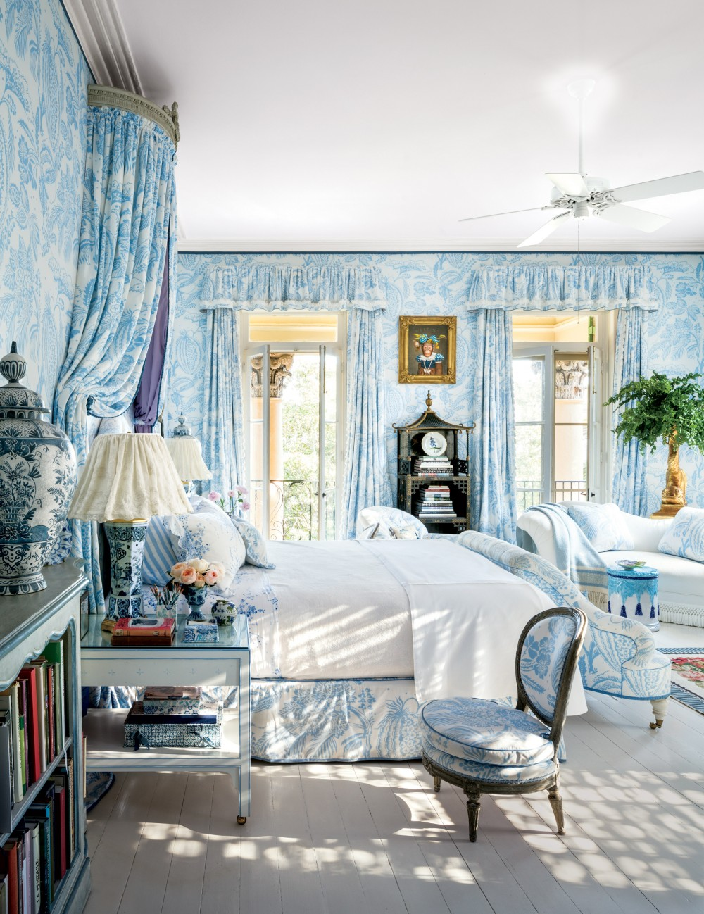 Chinoiserie Wallpapers And Woodstock On Pinterest